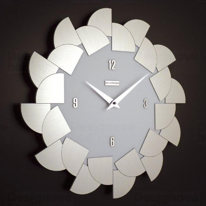 Designové nástěnné hodiny I046M IncantesimoDesign 40cm 163421