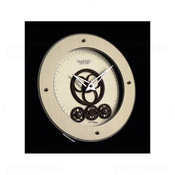 Designové stolní hodiny I405W IncantesimoDesign 24cm 163390