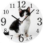 Designové nástěnné hodiny 14844 Lowell 34cm 163688