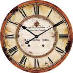 Designové nástěnné hodiny 14862 Lowell 34cm 163703