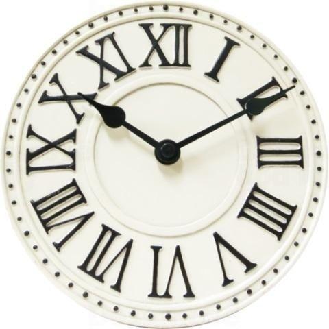 NeXtime Designové nástěnné hodiny 5187wi Nextime v aglickém retro stylu 17cm 163562