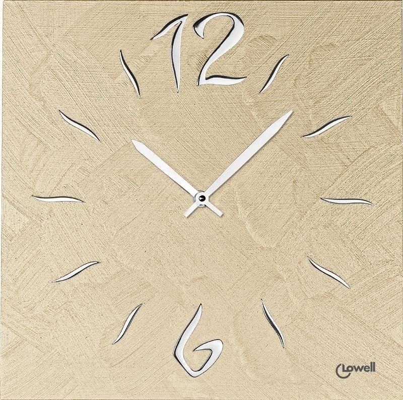 Lowell Italy Designové nástěnné hodiny 11464 Lowell 40cm 163831
