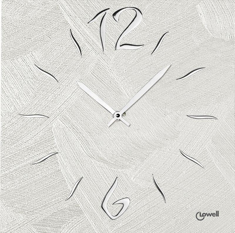 Lowell Italy Designové nástěnné hodiny 11466 Lowell 40cm 163832