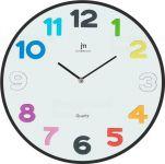 Designové nástěnné hodiny 14872 Lowell 38cm 163838