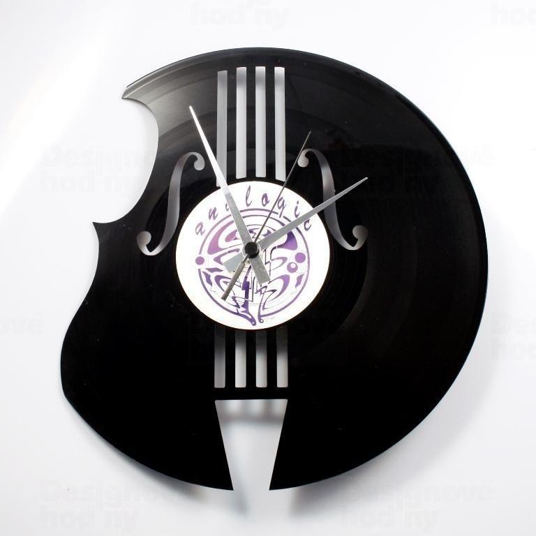 Designové nástěnné hodiny Discoclock 070 Basa 30cm 163784