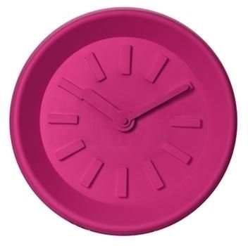 Karlsson Designové nástěnné hodiny SY10613PI Silly 26cm 163763