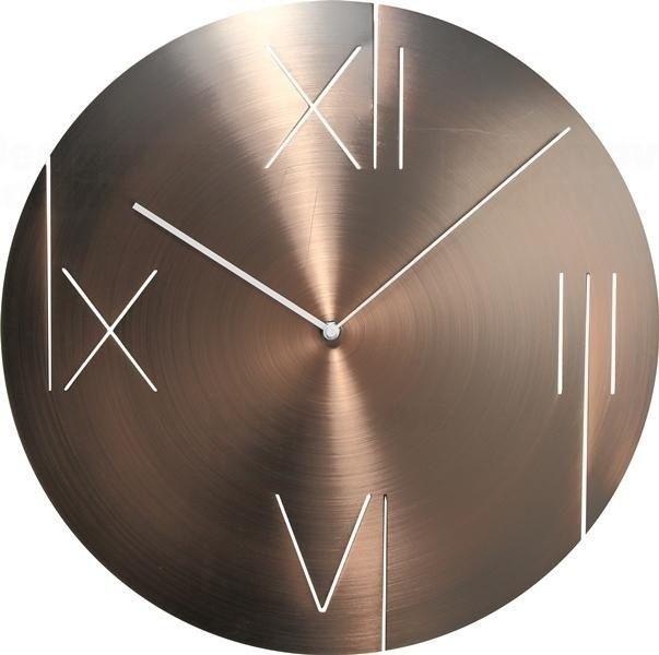 NeXtime Designové nástěnné LED podsvětlené hodiny 3104co Nextime Galileo 43cm 163797