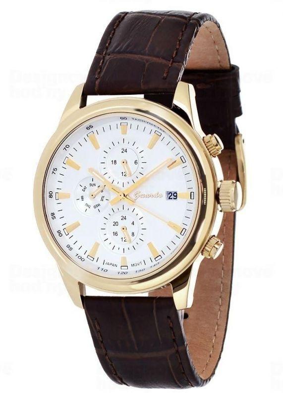 Guardo Italy Pánské designové hodinky Guardo S1033-2 163779