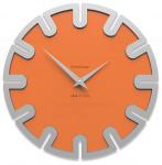 Designové hodiny 10-017 CalleaDesign Roland 35cm (více barevných verzí) Barva žlutý meloun - 62 164077