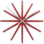 Designové hodiny 10-327 CalleaDesign Frizz 81cm (více barevných verzí) Barva caffelatte - 14 164124