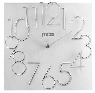 Lowell Italy Designové nástěnné hodiny 14535B Lowell 30cm 164292
