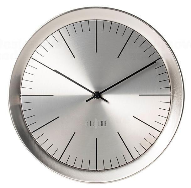 Designové nástěnné hodiny CL0060 Fisura 28cm 164350