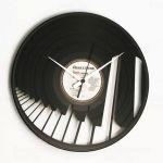 Designové nástěnné hodiny Discoclock 082 Piano 30cm 164274