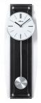 Luxusní kyvadlové kožené nástěnné hodiny AT5026 164349