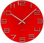 Designové nástěnné hodiny CL0068 Fisura 30cm - poškozený obal 164631