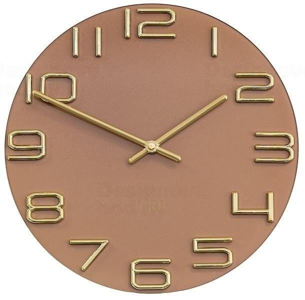 Designové nástěnné hodiny CL0288 Fisura 30cm 164643