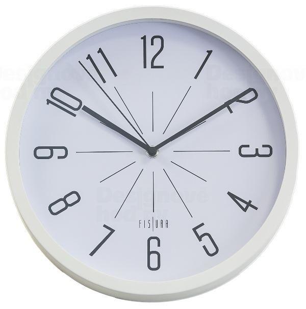 Designové nástěnné hodiny CL0291 Fisura 30cm 164647