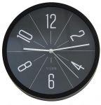 Designové nástěnné hodiny CL0292 Fisura 30cm 164648