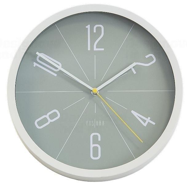 Designové nástěnné hodiny CL0293 Fisura 30cm 164649