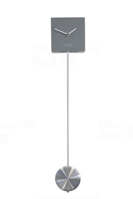 Designové nástěnné kyvadlové hodiny CL0314 Fisura 70cm 164653