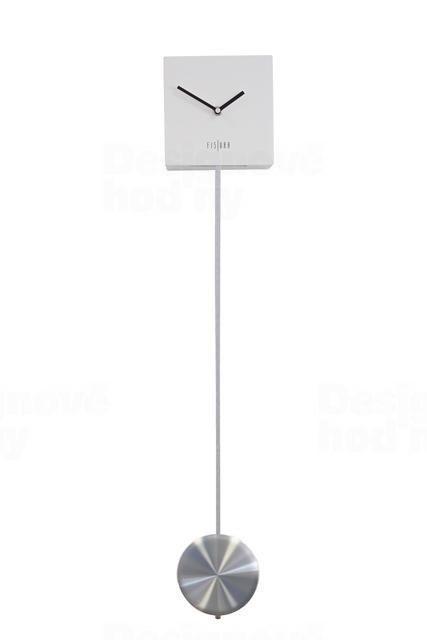 Designové nástěnné kyvadlové hodiny CL0316 Fisura 70cm 164654