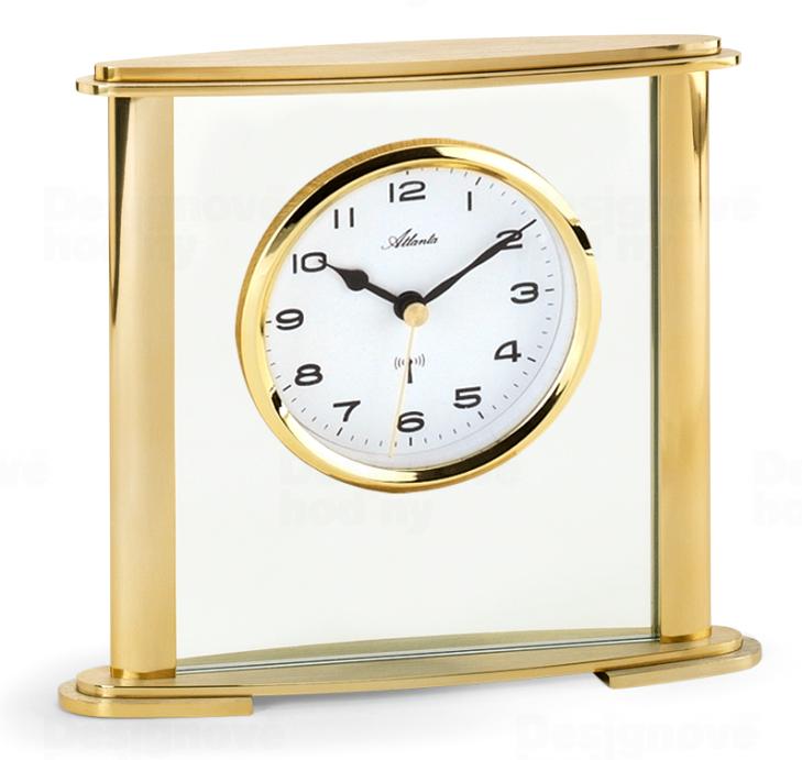 Atlanta Designové stolní hodiny AT3092-9 řízené signálem DCF 164592