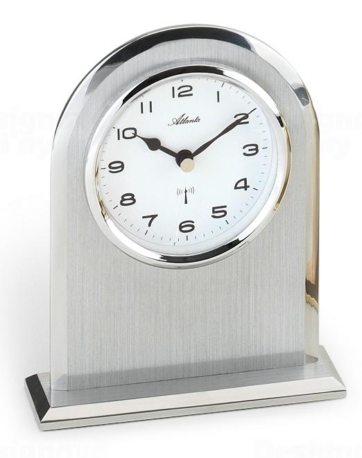 Atlanta Designové stolní hodiny AT3095-19 řízené signálem DCF 164598