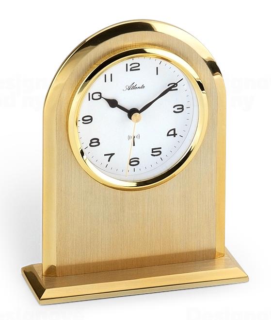 Atlanta Designové stolní hodiny AT3095-9 řízené signálem DCF 164597