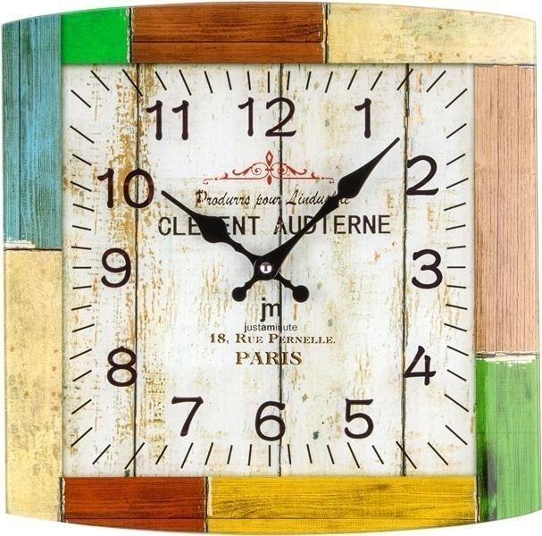 Designové nástěnné hodiny 14875 Lowell 34cm 164919 Lowell Italy Hodiny