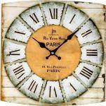 Designové nástěnné hodiny 14876 Lowell 34cm 164920