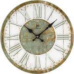 Designové nástěnné hodiny 14877 Lowell 34cm 164921