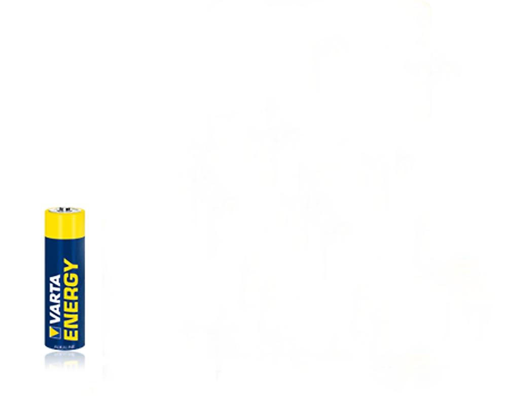 Varta Alkalická tužková baterie AAA VARTA Energy alkaline 4103 LR03 165007