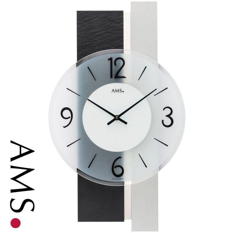 Designové hodiny AMS 9555 165233