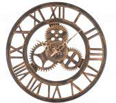 Designové nástěnné hodiny 21458 Lowell 43cm 164931