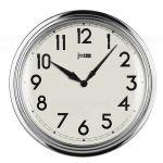Designové nástěnné hodiny 21465 Lowell 31cm 165253