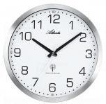 Designové nástěnné hodiny AT4371-0 řízené signálem DCF 30cm 164958
