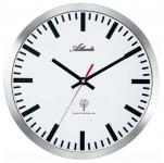 Designové nástěnné hodiny AT4371-B řízené signálem DCF 30cm 164950