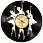 Designové nástěnné hodiny Discoclock 097 Baletky 30cm 165363