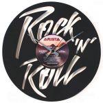 Designové nástěnné hodiny Discoclock 105 Rock n roll 30cm 165371