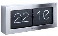 Designové nástěnné/stolní překlápěcí hodiny 5642ST Karlsson 37cm 165358