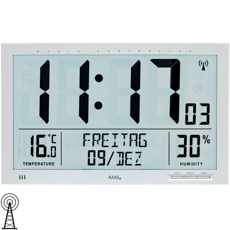 Digitální hodiny AMS 5888 165181