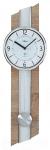 Kyvadlové nástěnné hodiny AT5102-30 řízené rádiovým signálem 69cm 164959