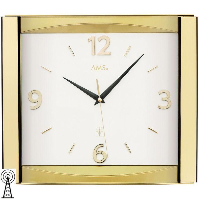 Nástěnné hodiny AMS 5613 165145