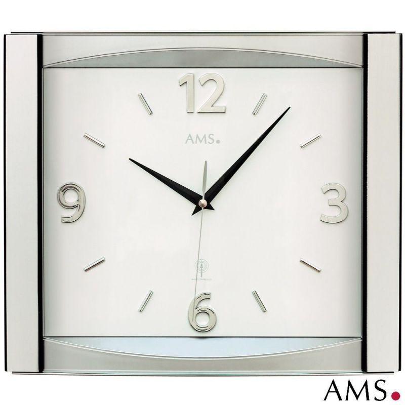 Nástěnné hodiny AMS 5614 165146