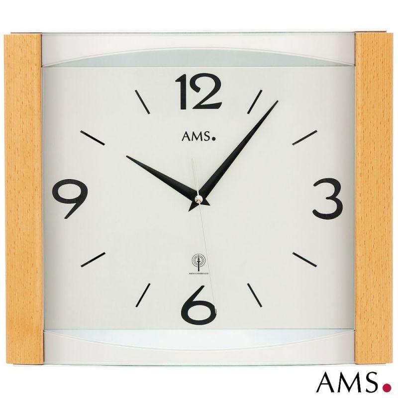 Nástěnné hodiny AMS 5616 165143