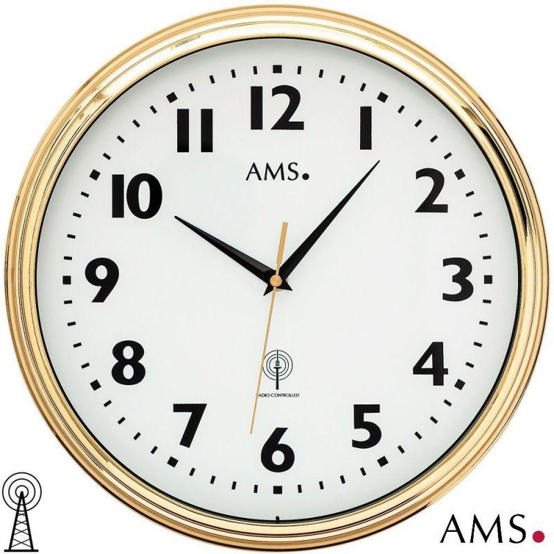 Nástěnné hodiny AMS 5963 165185