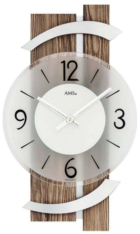 Nástěnné hodiny AMS 9545 165188