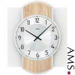 Nástěnné hodiny AMS 9561 165148