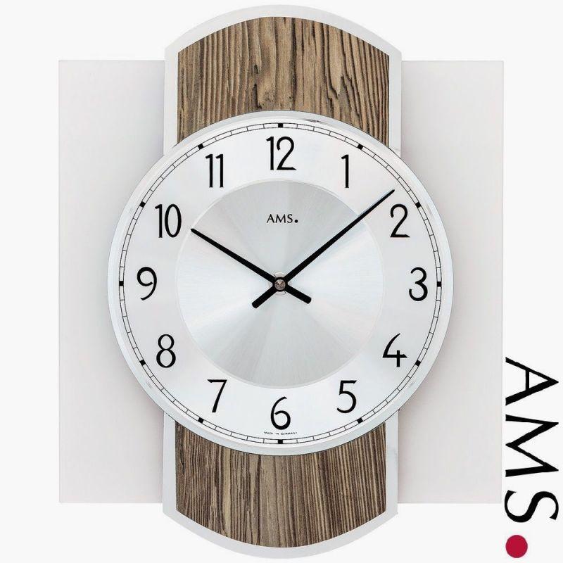 Nástěnné hodiny AMS 9562 165147