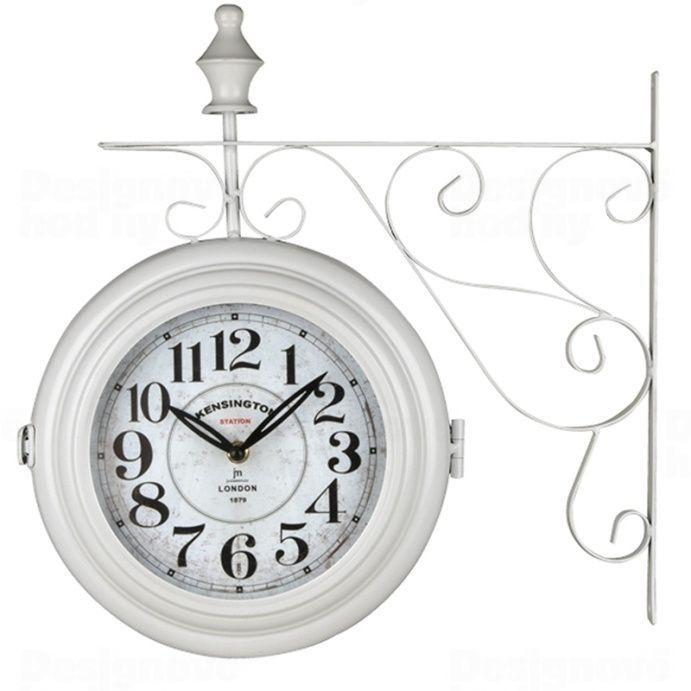 Lowell Italy Oboustranné nástěnné hodiny 14753 Lowell 26cm 165382